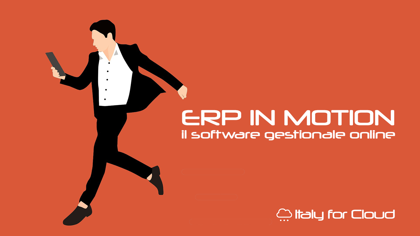 ERP in Motion - Gestionale in Cloud